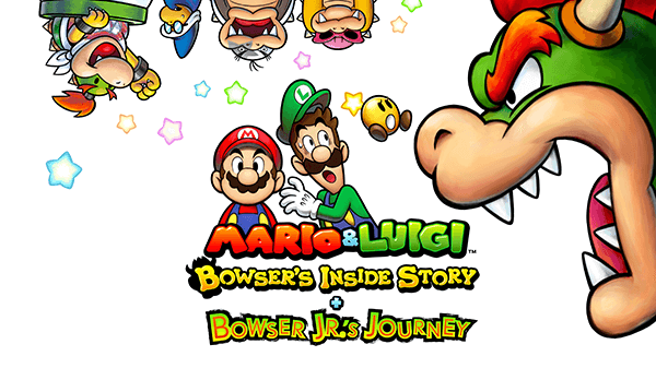 Though there are two games in this package, Bowser's Inside Story is the crown jewel.