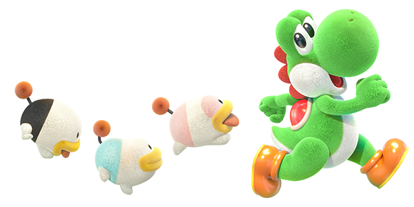 Yoshi's Crafted World Gets a New Story Trailer and Release Date