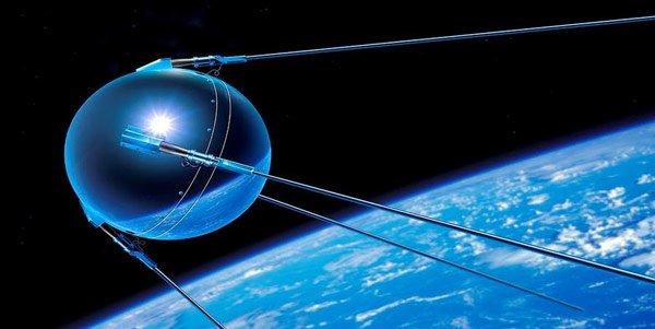 Sputnik Space Race