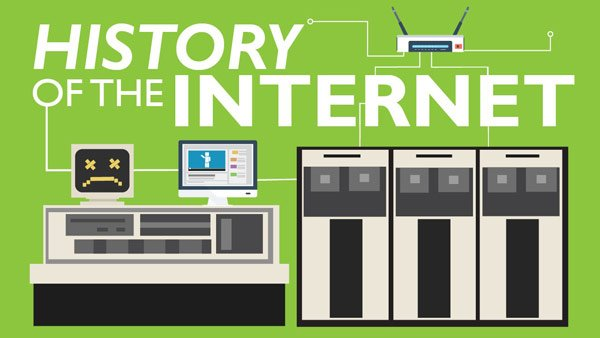 Learn the The History of the Internet