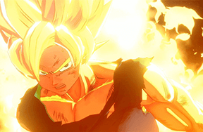 The First Look at the Dragon Ball Z RPG