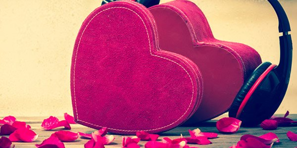 Feature valentines day playlist feat