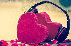 Preview valentines day playlist pre