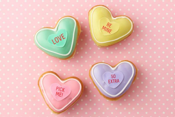 Perfect sweets with a message!