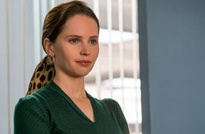 Interview: Felicity Jones Excited to Play Young Ruth Bader Ginsburg