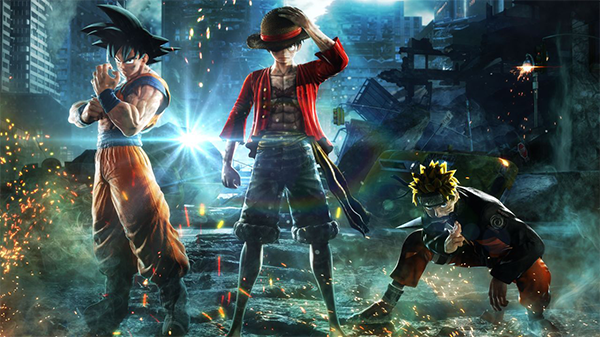 The characters alone make Jump Force an interesting title.
