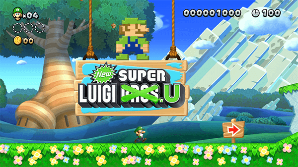 Those lovers of single-player won't want to skip Super Luigi U.
