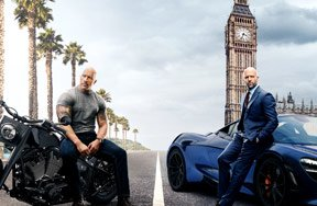 Watch the first trailer for Fast and Furious Presents: Hobbs and Shaw