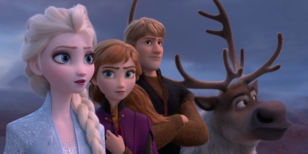 Watch the first Teaser Trailer for Frozen 2 now!