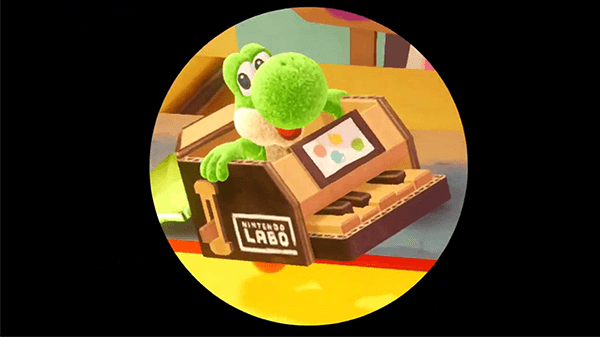 Nintendo Labo makes a surprise appearance in the upcoming game.