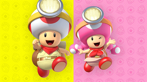Play with a friend thanks to the free update hitting Captain Toad Treasure Tracker.