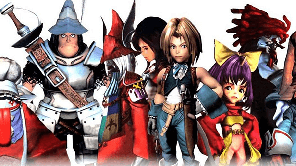 It may be an older game but FFIX is a genuine classic.