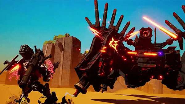 Try out the demo for yourself to see how Daemon x Machina feels on the Switch.