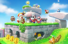 Preview captain toad treasure tracker pre