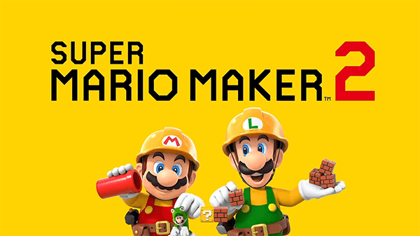Expect a lot of new content in Super Mario Maker 2 when it releases this June.