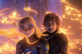 How to Train Your Dragon: The Hidden World Movie Review - Letting Go