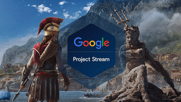 Google could lead the charge into streaming games.