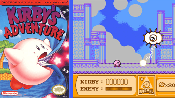 Just a friendly reminder to try out Kirby's Adventure on the Nintendo Switch.