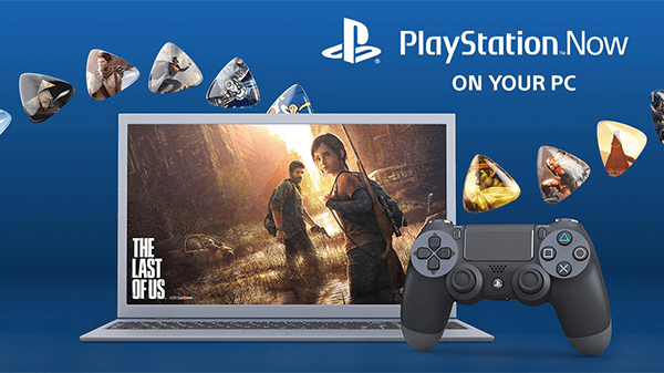 Though a little laggy, PlayStation Now has existed since the PS3 era.