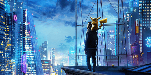 The New Pokémon Detective Pikachu Trailer