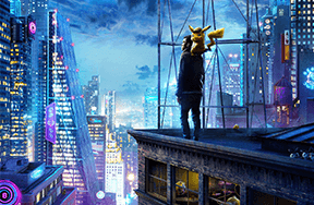 Preview preview new feb pokemon detective pikachu poster trailer
