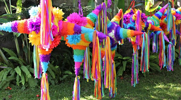 How to Make a Pinata | Mexico | Hispanic | Celebrate | Party | Culture
