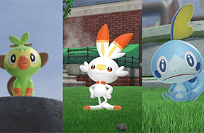Pokémon Sword and Pokémon Shield are Coming to Switch