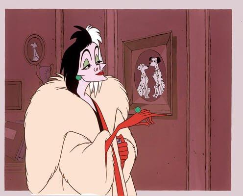 Evil Cruella De Vil