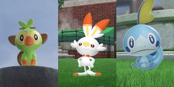Pokémon Sword and Pokémon Shield are Coming to Switch