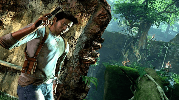 There was a time where Uncharted: Drake's Fortune was the best looking game out there.