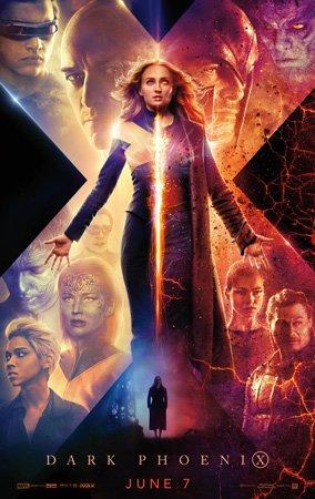 X-Men: Dark Phoenix Movie New Poster