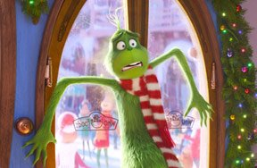 Dr. Seuss' The Grinch Blu-ray Review – Green Meanie Out to Take Home