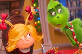 Preview the grinch exclusive clip pre