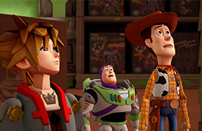 Kingdom Hearts 3 Game Review