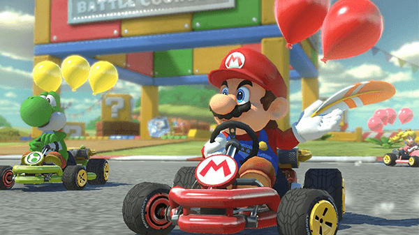 How would a mobile Mario Kart play?