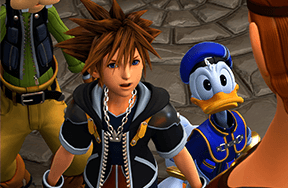 20 Minutes of Kingdom Hearts 3 Gameplay at Olympus