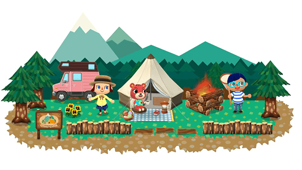 Animal Crossing fit well on mobile devices.