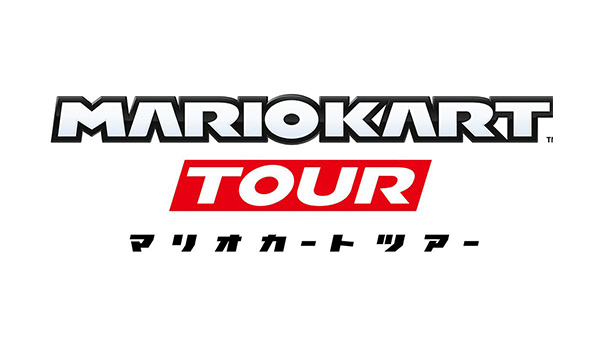 Mario Kart Tour's logo is all we've seen of the game.