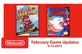 Preview preview super mario bros 2 kirby adventure nintendo switch online