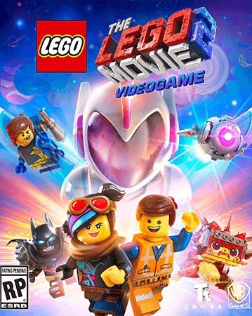 The LEGO Movie Videogame 2 Key Art