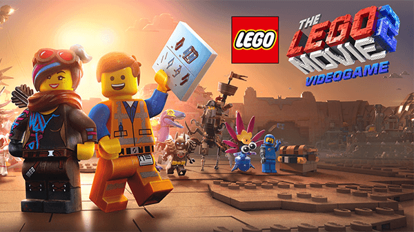 If the film didn't give you your LEGO fix, then maybe this game will.