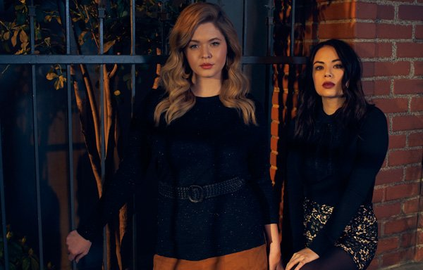 Alison and Mona are on the case