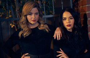 Alison and Mona Return in PLL: The Perfectionists - Interview