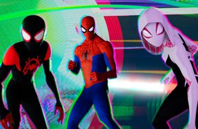 Preview spider man into the spider verse blu ray pre