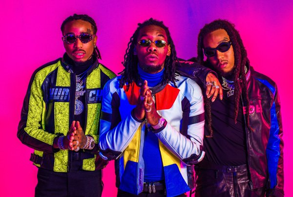 Migos is set to preform at the Nickelodeon's Kids' Choice Awards 2019