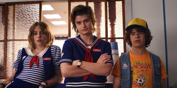 Stranger Things 3 is coming to Netlix this summer!
