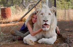 Preview mia and the white lion movie pre