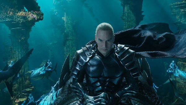King Orm wants to be Oceanmaster