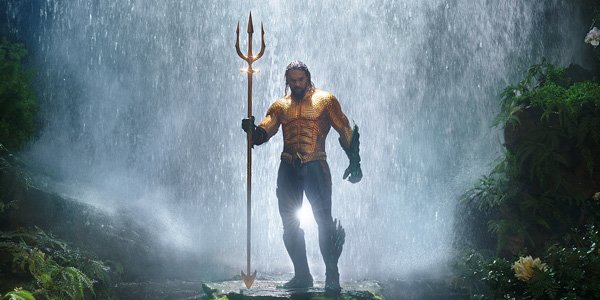 Feature aquaman blu ray review feat