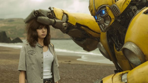 Bumblebee becomes a pal to Charlie